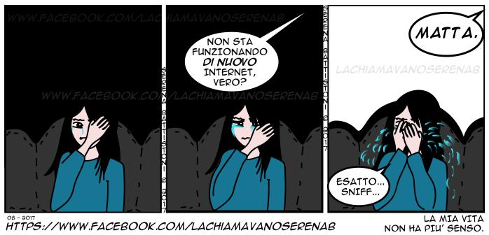 IL-WIFI--SERENAB-Lachiamavanoserenab-fumetti