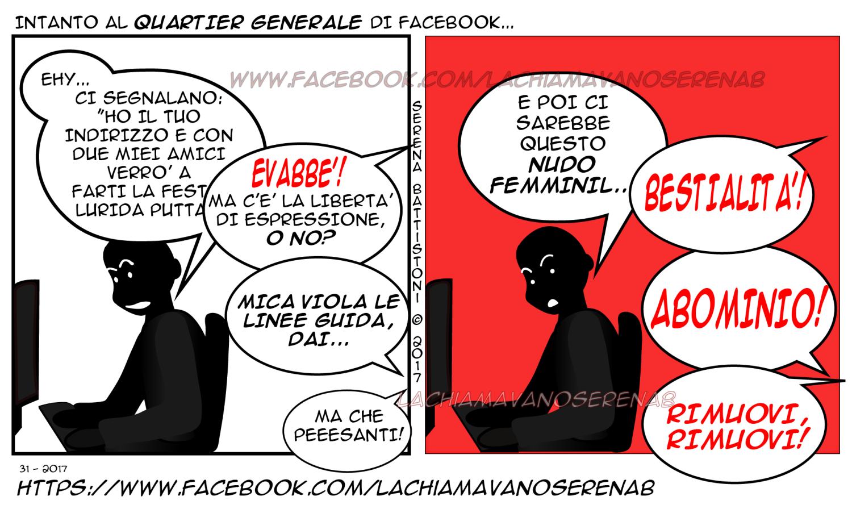 La chiamavano SerenaB, SerenaB, fumetti, fumetti italiani, manga, vignette, fumetti online, webcomic, webcomics, humor,, fumetti comici, facebook